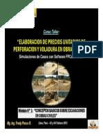 Módulo 1 - CONCEPTOS BASICOS SOBRE EXCAVACIONES EN OBRAS CIVILES (03-Feb-15).pdf