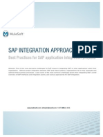 Mulesoft SAP Integration