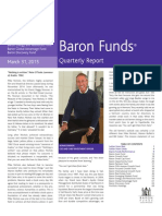 Quarterly Report 033115