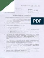 Qp Dab Series Staff Nudfrse Written Test Sept 2013