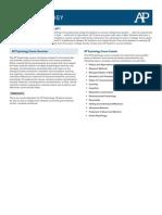AP Psychology Course Overview