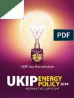 UKIP Energy Policy 2014