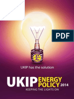 UKIP Energy Policy 2014