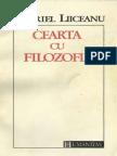Liiceanu, Gabriel_ Cioran, E. M.-cearta Cu Filozofia _ Eseuri-Humanitas (1992)