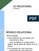 MODELO RELACIONALBD