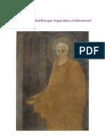 La Pintura Del Buddha Que Impactaba a Krishnamurti