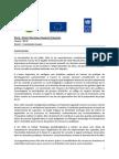 TDR Expert Financier UAT Parlement