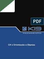 C# e Orientação a Objetos