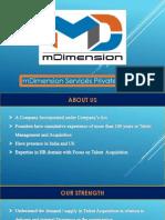 MDimension Services Private Limited_2015