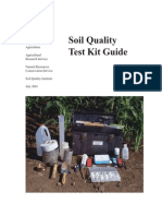 USDA Soil Quality Test Guide