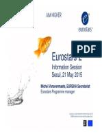 Eurostars-Korea Funding