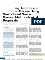 Developing Aerobic and Anaerobic Fitness Using Small-Sided Soccer Games