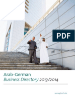 Arab-German Business Directory