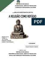 A Religião como Refugio.docx
