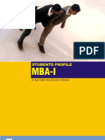 Mba (i) Students
