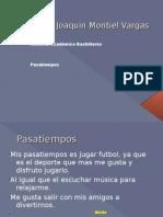 Montiel Vargas Cristian Joaquin_601_ Historial Academico y Pastiempos