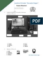 Examen Biestral