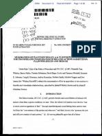 Whaley v. Menu Foods et al - Document No. 12