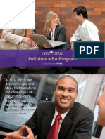 Full Time Mba Admission Viewbook