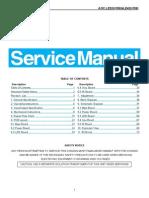 AOC LE32H158I Service Manual