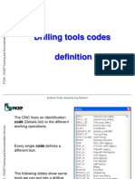 Drilling Tools Codes Rev1