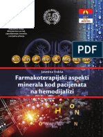 Farmakoterapijski aspekti minerala kod pacijenata na hemodijalizi - autor Jasmina Vukša