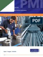 X MET7000 PMI Brochure March 2013