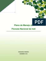 Plano de Manejo da FLONA de Irati - vol 2