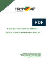 TRT4 Regimento Interno