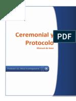 Manual Ceremonial y Protocolo