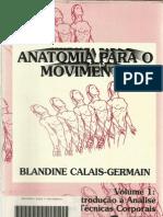 Blandine 1 - Generalidades e Tronco