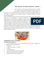 Cómo Preparar El Ceviche Peruano de Pescado