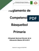 Reglamento Basquetbol - Copia