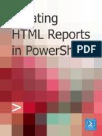 Powershellorg Creating HTML Reports in Powershell Master