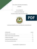 Inventario Forestal Sajb'ana Jacaltenango