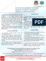 IRCA Seminar Info Material Greece