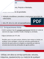 Lei 8.429 - Aula 03 - Improbidade Administrativa (Parte III)