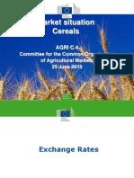 Market Situation Cereals En