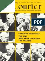 Courier magazine - Constantin Stanislavski