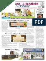 Hudson~Litchfield News 7-17-2015