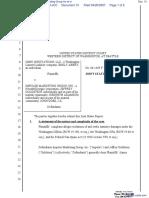 Omni Innovations LLC et al v. Impulse Marketing Group Inc et al - Document No. 13