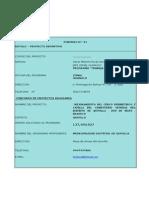 Formatos Del Programa Trabajo Peru 2015- Cerco Perimetrico