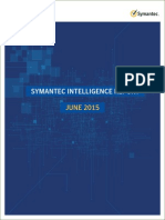 Intelligence Report June 2015