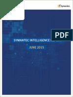 Intelligence Report June 2015