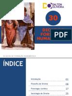 30 Dicas de Formação Humanística