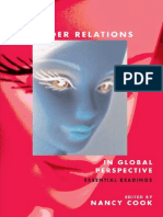 Gender relations in Global perspective essential readings - Nancy Cook