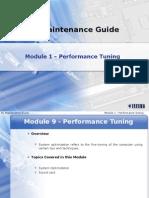 Module 1-Performance Tuning