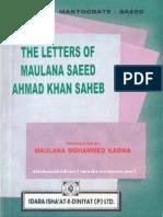 TheLettersOfMaulanaSaeedAhmadKhanSahebmaktoobat-e-SaeedTranslatedByMaulanaMohammedKadwa.pdf