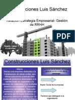 Construcciones Luis Sánchez