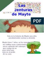 las aventuras de Mayte